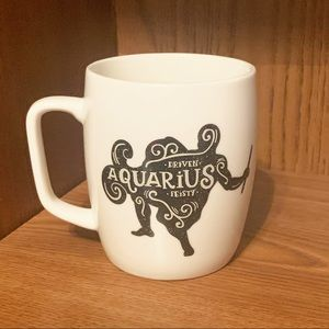 Zodiac Aquarius Coffee Mug Threshold